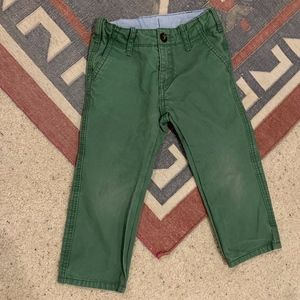Carter's Green Chinos